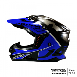 Picture of Beon B-602 Two Tone - Motocross Helmet