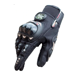 Picture of Motorcycle Long Gloves