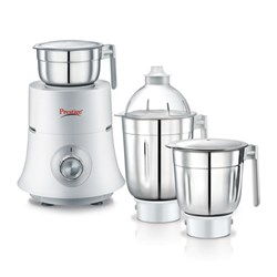Picture of Prestige Teon Mixer Grinder With 3 Jars, 750W