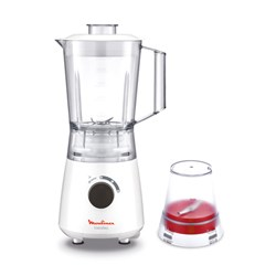 Picture of Moulinex Blender 400W, 1.25L, Mill Attachments
