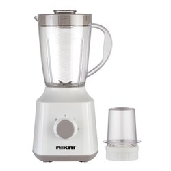 Picture of Nikai Blender 1.5L 2 Speeds With Dry Mill