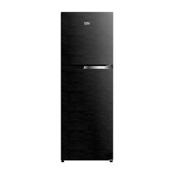 Picture of Beko Inverter Refrigerator 250L, Wooden Black