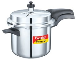 Picture of Prestige Pressure Cooker Stainless Steel 5.5L
