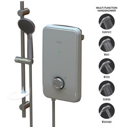 Picture of Sisil Instant Shower Heater 3.5kW, 220V AC Booster