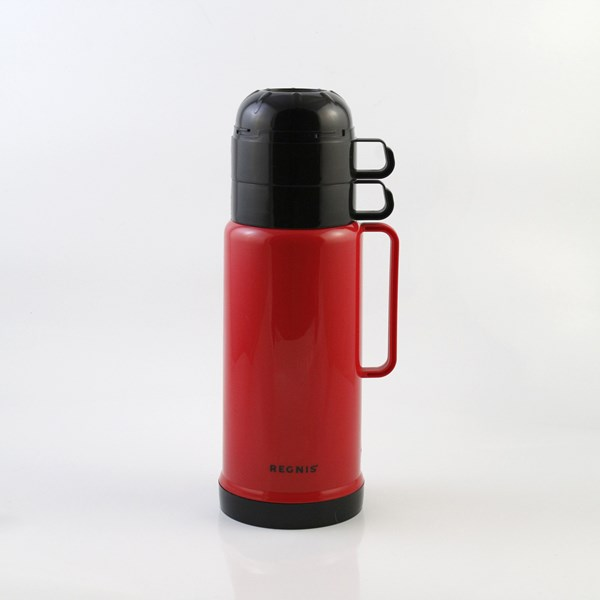 Picture of Regnis Vacuum Flask 1L With 2 Cups