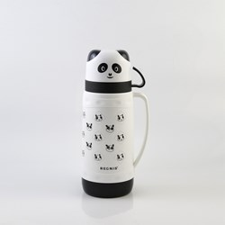Picture of Regnis Vacuum Flask 1L Panda Model