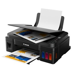 Picture of Canon Inkjet Printer - PIXMA G2010