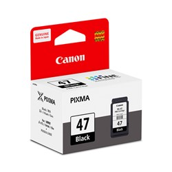 Picture of Canon Ink Cartridge - PG-47 (Black)