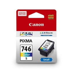 Picture of Canon Ink Cartridge - PG-746S (Colour)