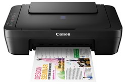 Picture of Canon Inkjet Printer - PIXMA E410