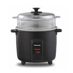 Picture of Panasonic Rice Cooker 1.8L Black