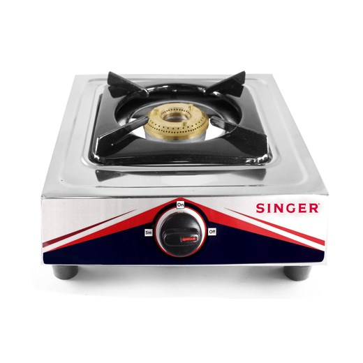 Picture of Singer Single Burner Gas Cooker Table Top