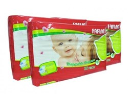 Picture of FARLIN DIAPER 32 PCS MEDIUM - (Buy 03 Pack)