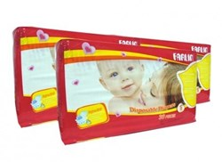 Picture of FARLIN DIAPER 36 PCS SMALL - (Buy 03 Pack)