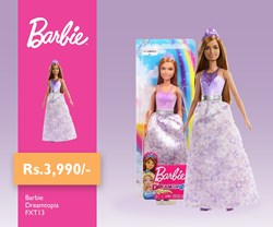 Picture of Barbie Dreamtopia