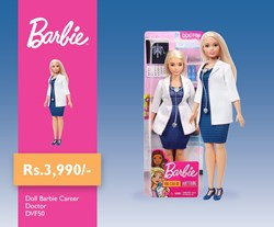 Picture of Barbie Doll Barbie Career Doctor