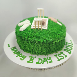 Picture of Cricket Cake