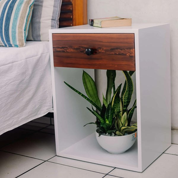 Picture of Cube Side Table - L