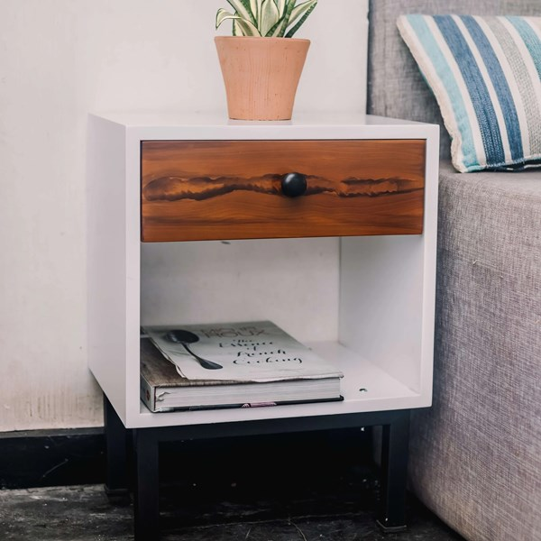 Picture of Cube Side Table - S