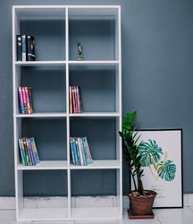 Picture of Leo Book Rack - Vertical