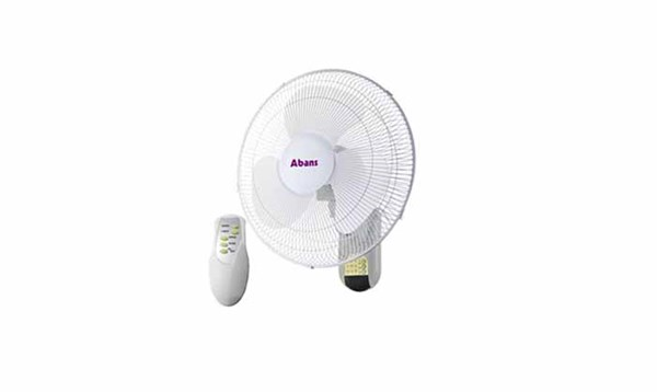 "Picture of ABANS Wall Fan with Remote 16"" - Grey"