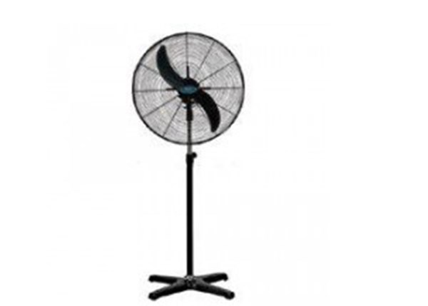 "Picture of ABANS-30"" DFP Series Industrial Fan 3 Blade - Black"