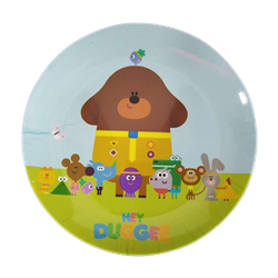 Picture of KD 05 - Kids Dinner Plate