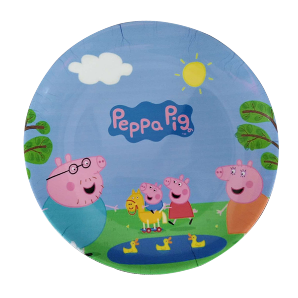 Picture of KD 07 - Kids Dinner Plate
