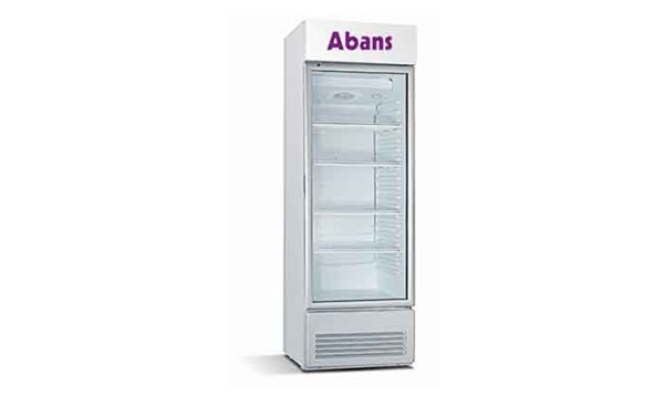 Picture of ABANS Bottle Cooler 250L - White